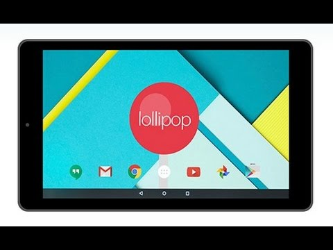 Nextbook Ares 8 Android 5.0 Lollipop Tablet Review