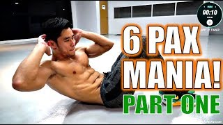 Abs Circuit Training Part 1