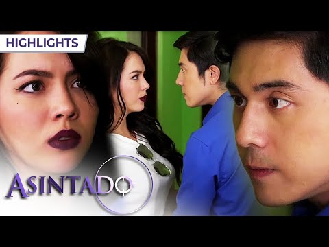 Asintado: Gael confronts Stella about her real identity | EP 35