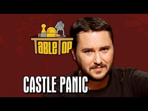 panic - Want to play Castle Panic with your friends at home? Visit your local game store to purchase it! Subscribe to Geek and Sundry: http://full.sc/GTVYfM Join our...