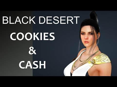 Black Desert Online Make Cookies And Over 1 Million Silver