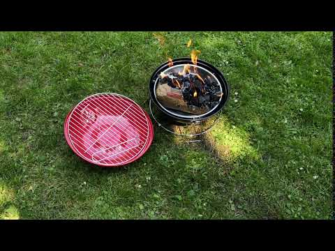 Argos Portable BBQ Barbecue