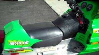 4. 2005 Arctic Cat ZR 900
