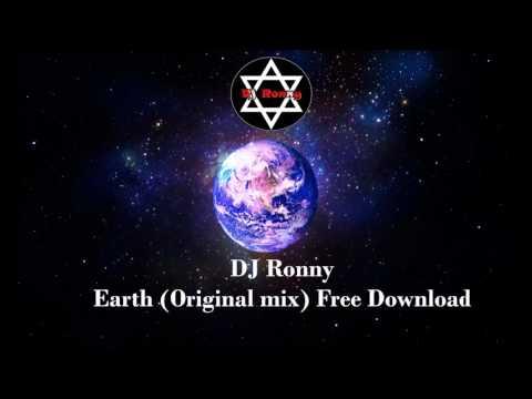 Dj Ronny - Earth (Audio Original ) Free Download