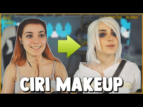 Ciri Makeup Tutorial