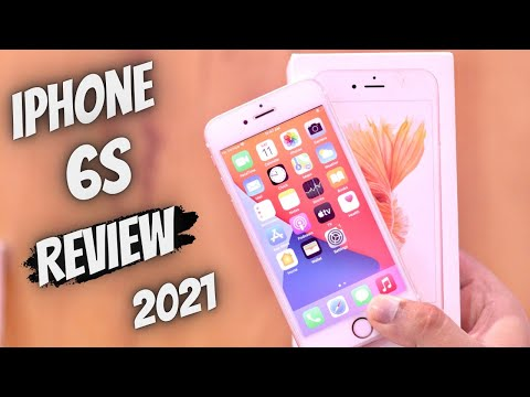 iPhone 6S Should You Buy In 2021 | Apple iphone 6S Review in 2021