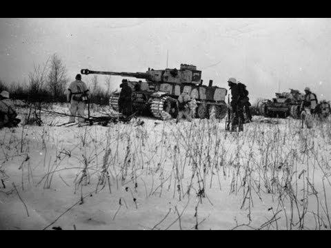 Battle of Narva footage