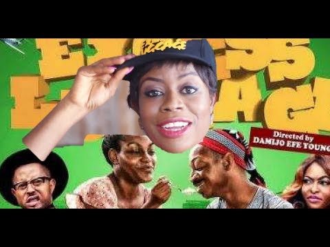"The Screening Room:IK Ogbonna's ""Excess Luggage"" Nigerian Movie Review"