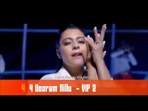 Video songs - Top 10 Tamil Songs Of The Week - July 21st,2017