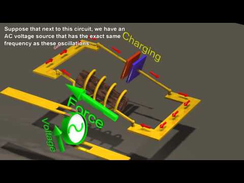 Download Resonance Circuits:  LC Inductor-Capacitor Resonating Circuits HD Mp4 3GP Video and MP3
