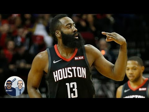 Video: James Harden's 50 points vs. Lakers a turning point for Rockets? | Jalen & Jacoby