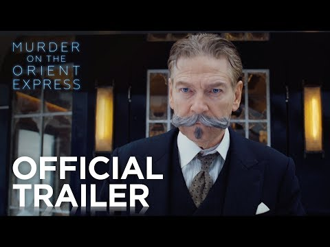 Murder on the Orient Express Official Trailer