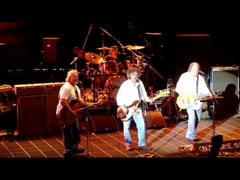 Neil Young and Crazy Horse - Cinnamon Girl - Red Rocks - 8/5/2012