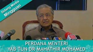 Sidang media Majlis Presiden PH 6 Julai