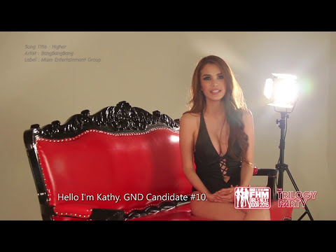 138.COM FHM GND 2015 - TOP 20 - SỐ BÁO DANH 10 - KATHY (видео)