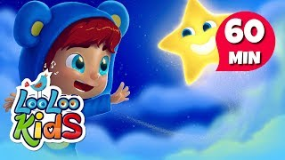 Video Twinkle, Twinkle, Little Star - THE BEST Songs for Children | LooLoo Kids MP3, 3GP, MP4, WEBM, AVI, FLV Juni 2019