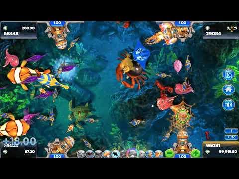 เกมส์ตักปลาทอง เว็บเกมฟรี เกมส์ช่วยปลาทอง เกมยิงคนป่า