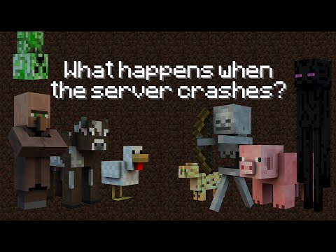 What - If you're a long-time subscriber, you should already know 'What Happens When You Log Off', but what would happen if the server crashes? Watch to find out! Enjoyed the video? Support us by...