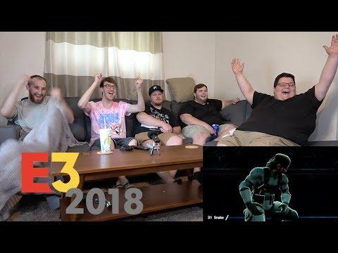 Nintendo Direct E3 2018 Reactions