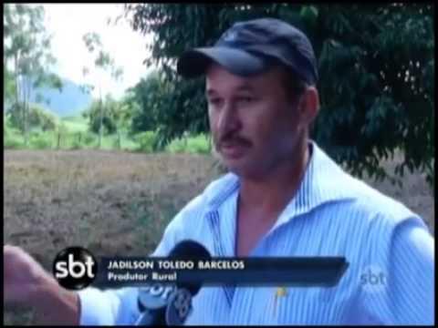 Produtores rurais da zona rural de Cantagalo em Rio das Ostras