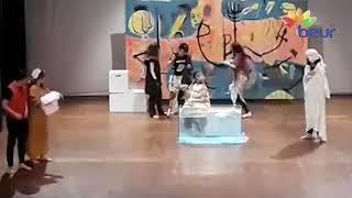 هواة شباب ألهبوا مسرح محي الدين بشطرزي