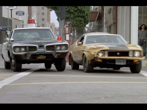 Classic Car Chase Movie Trailers
