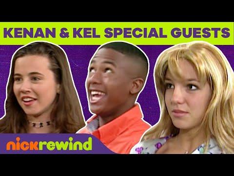 Kenan & Kel's Best Special Guests! 😎 Ft. Britney Spears & More! | NickRewind
