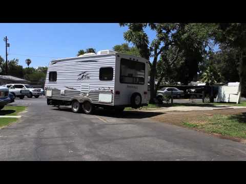 Welcome to Balboa RV Park- Los Angeles, CA