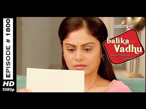 Balika Vadhu [Precap Promo] 720p 17th March 2015