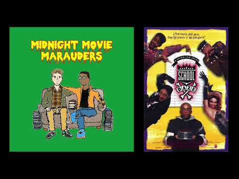 Spike Lee's School Daze Review- Midnight Movie Marauders Podcast