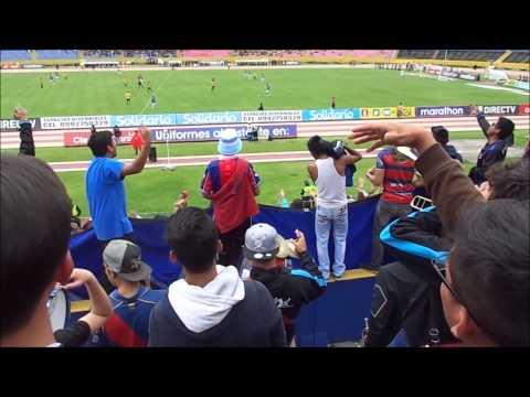 De pequeño te sigo - Mafia Azul Grana - Deportivo Quito