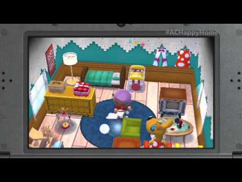 E3 2015: Animal Crossing Happy Home Designer