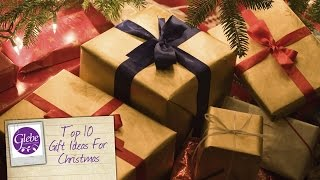 In this video the Glebe team show you their top 10 Christmas gift ideas.Visit http://www.glebegardencentre.co.uk for more information about Glebe Garden CentreLike us on Facebook - http://www.facebook.com/glebegcFollow us on Twitter - http://www.twitter.com/glebegc+1 us on Google - https://plus.google.com/b/103817263936258828598/+GlebeGardenCentre