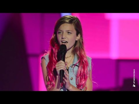Eve Sings Still Into You, The Voice Kids Australia 2014
