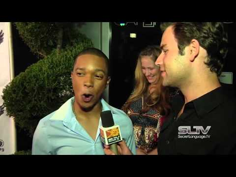 "SLTV: Actor Benjamin Charles Watson talks about the drama on ""LA Complex"""
