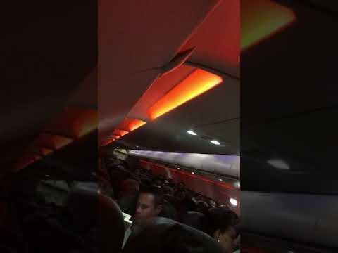 Vuelo de Honduras a New York ( Avianca Airline ) 2017