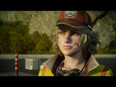bosses - Final Fantasy 15 trailer shows bosses and towns gameplay (PS4) Subscribe ▻ http://bit.ly/GamesHQMedia Final Fantasy 15 trailer delves into new character Cindy and the towns footage in the...