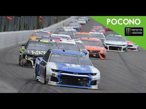 Video Monster Energy NASCAR Cup Series- Full Race -Pocono 400 download in MP3, 3GP, MP4, WEBM, AVI, FLV January 2017