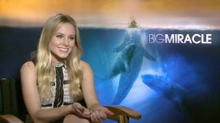 'Big Miracle' Kristen Bell Interview HD