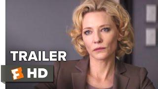 Truth Official Trailer #1 (2015) -  Cate Blanchett, Robert Redford Drama HD