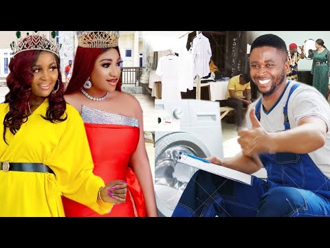 HOW D HANDSOME DRY CLEANER MET & MARRIED D RICH PRINCESS 9&10 Onny Michael/Chizzy Alichi 2021 Movie