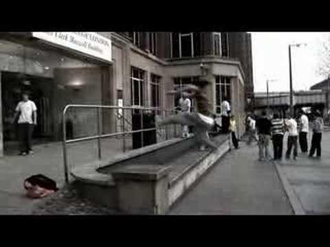 Daniel Ilabaca - 2007 Showreel (Extended Version)