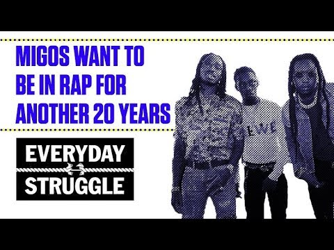 Migos Want to Be In Rap for Another 20 Years