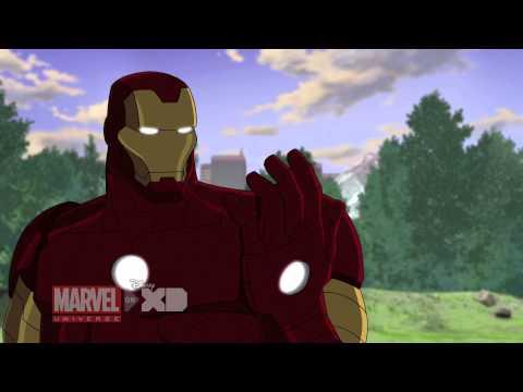 Marvel's Avengers Assemble 2.16 (Clip 1)