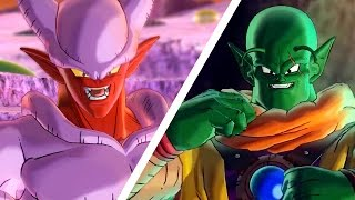 Janemba VS Lord Slug