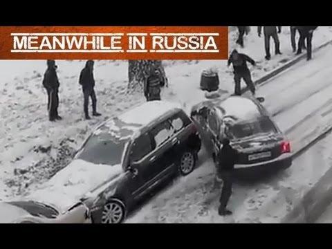 Российский Супермен ))  Видео