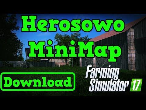 HEROSOWO MINIMAP v1.0