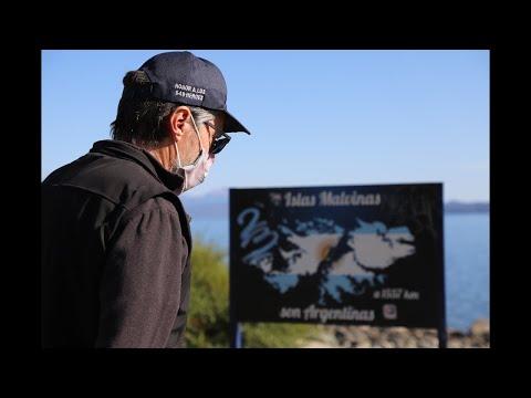 """Malvinas: """"Estamos agradecidos y orgullosos del acompañamiento de la Provincia"""", dijo Pablos"""