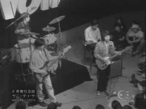, title : '(PV)サニーデイ・サービス - 青春狂走曲'