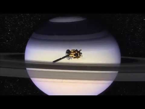 Cassini Saturn Arrival #NASA #JPL #Caltech